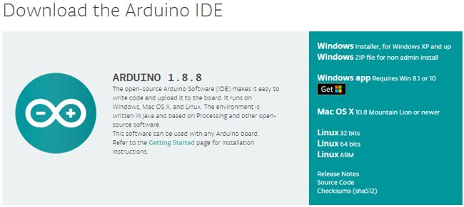 arduino-ide-programı-nasıl-indirilir