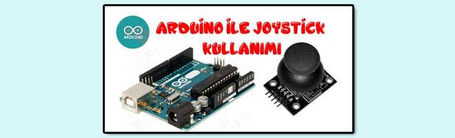 arduino-ile-joystick-kullanımı