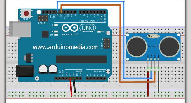 hc-sr04-ultrasonik-mesafe-sensörü-arduino-bağlantısı