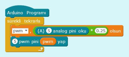 mblcok-arduino-potansiyometre-led-kontrol-parlaklık-kodları