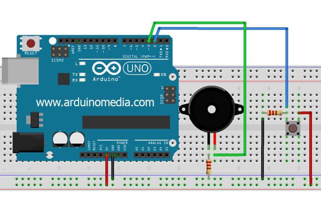 mblock-ve-arduino-buton-ile-buzzer-kontrolü