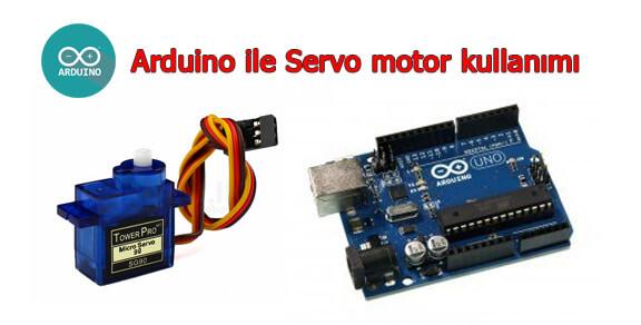 Arduino ile Servo Motor Kullanımı