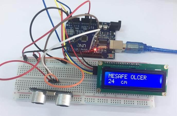 arduino-ile-mesafe-ölçer-yapımı