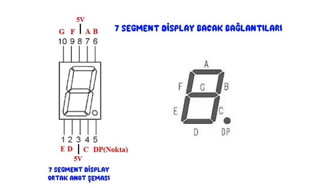 ortak-anot-7-segment-display-bacak-baglantilari